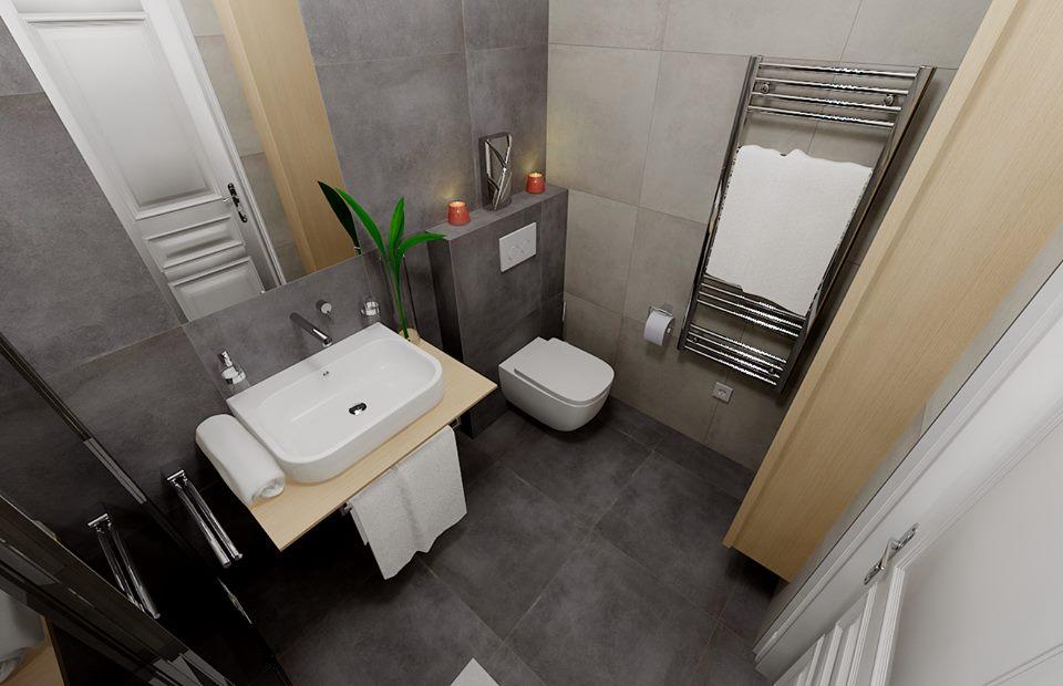 Dar ve Küçük Banyo Tasarım İpuçları & Banyo Tadilat Fikirleri