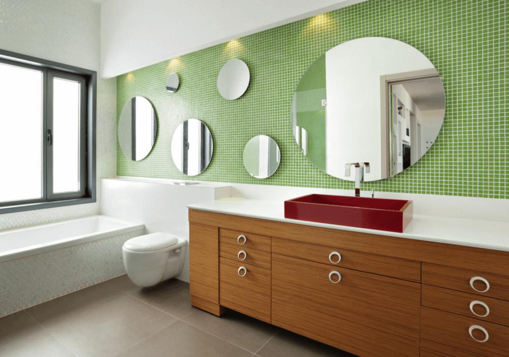 Modern Banyo Aynası Modelleri ve Çeşitleri 14