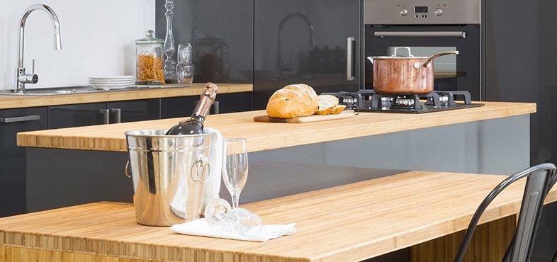 Açık plan mutfak tasarımı