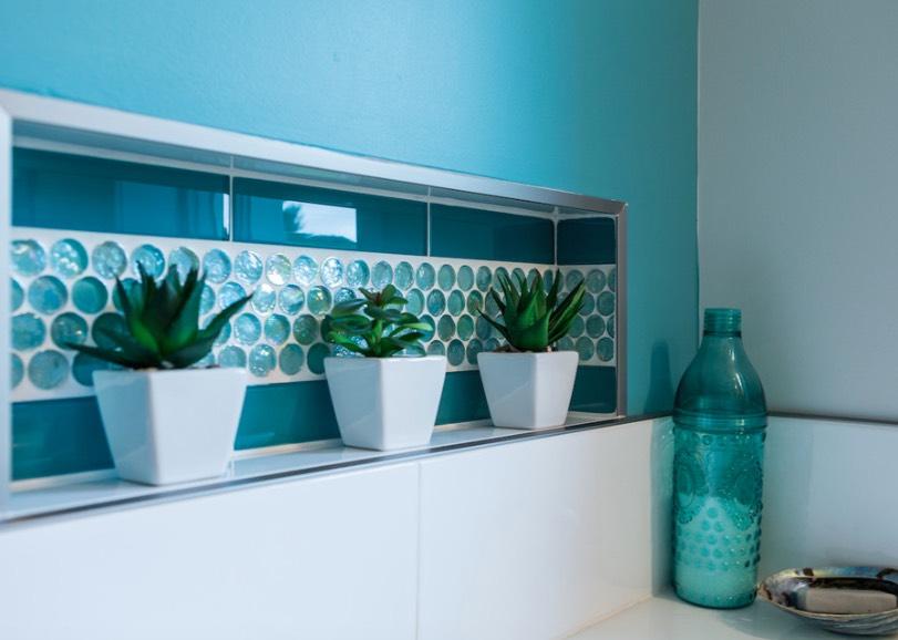 Deniz mavisi, Turkuvaz Banyolar