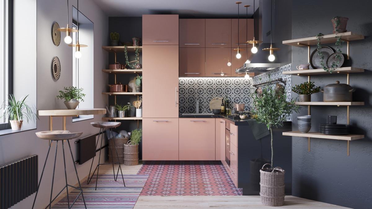 mutfak tasarımları ve dekorasyon