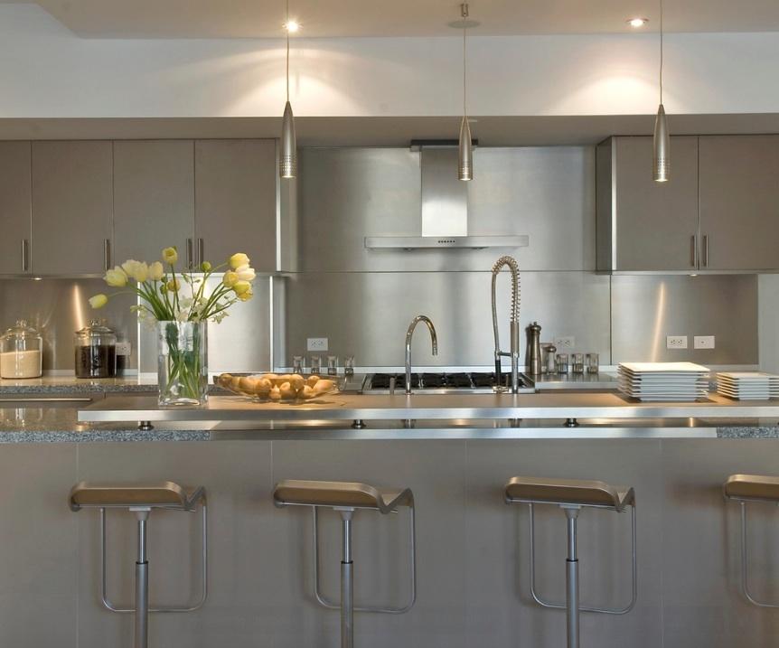 çelik mutfak dolapları
