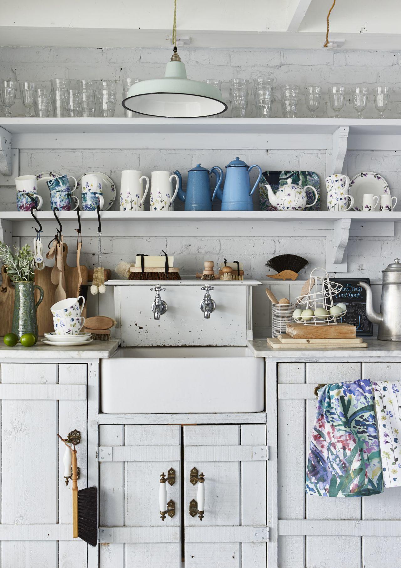 Vintage tarzı bir mutfak nasıl tasarlanır