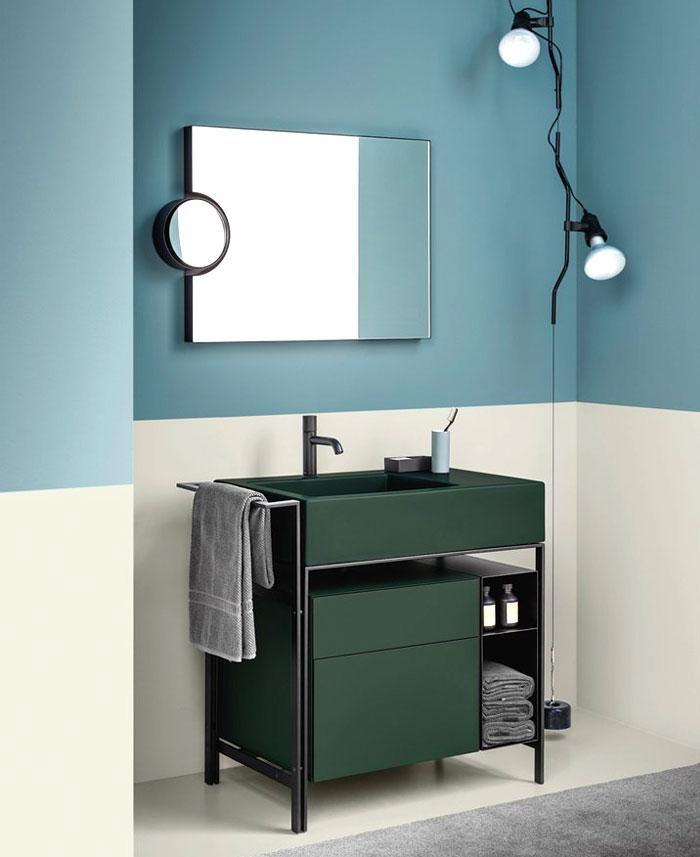 2019 yılı banyo trendleri - Banyo tasarım Renkleri ve Banyo Ürünleri -Banyo Dekorasyon Malzemeleri